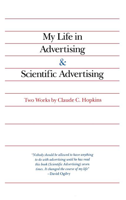 Scientific Advertising by Claude Hopkins